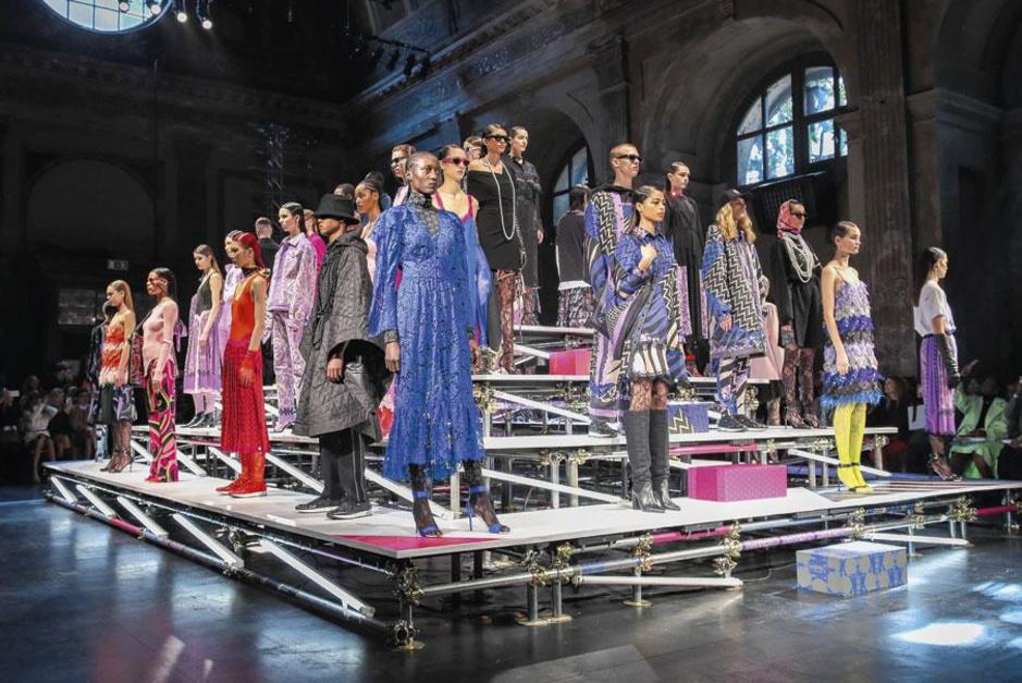 Corona en de catwalk: dit waren de modeweken voor het najaar 2020
