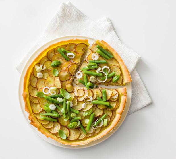 La pomme de terre en 7 recettes végétariennes