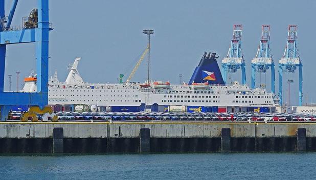 Infrabel investeert 11 miljoen in de ontsluiting van haven Zeebrugge