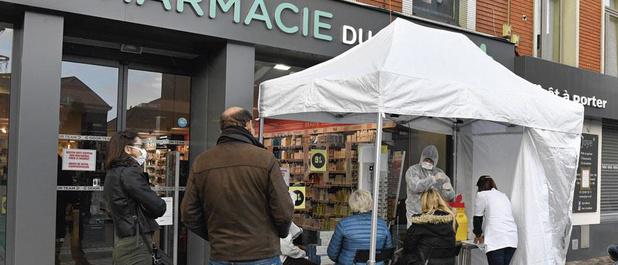 En France, les pharmaciens pourront vacciner contre le Covid-19