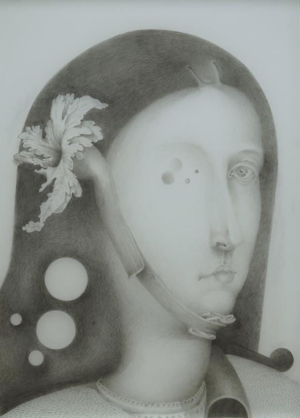 L'oeuvre de la semaine: le dessin et le miroir
