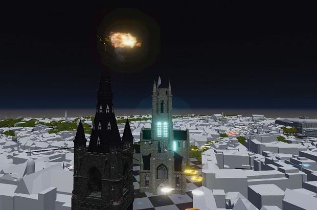 Maak u klaar voor de virtuele Gentse Feesten in Ghent Theft Auto
