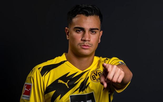 Reinier, brazilian touch assurée à Dortmund