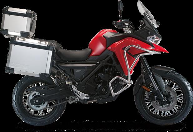 Moto: la nouvelle Voge 650DSX bientôt disponible en Belgique