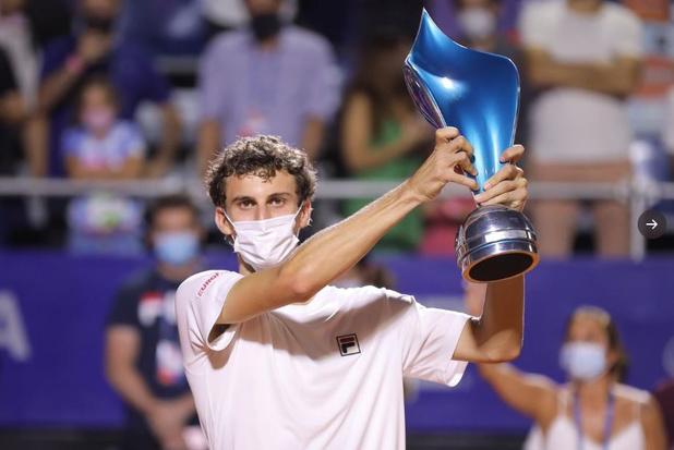 Un anonyme remporte son premier tournoi ATP (VIDÉO)