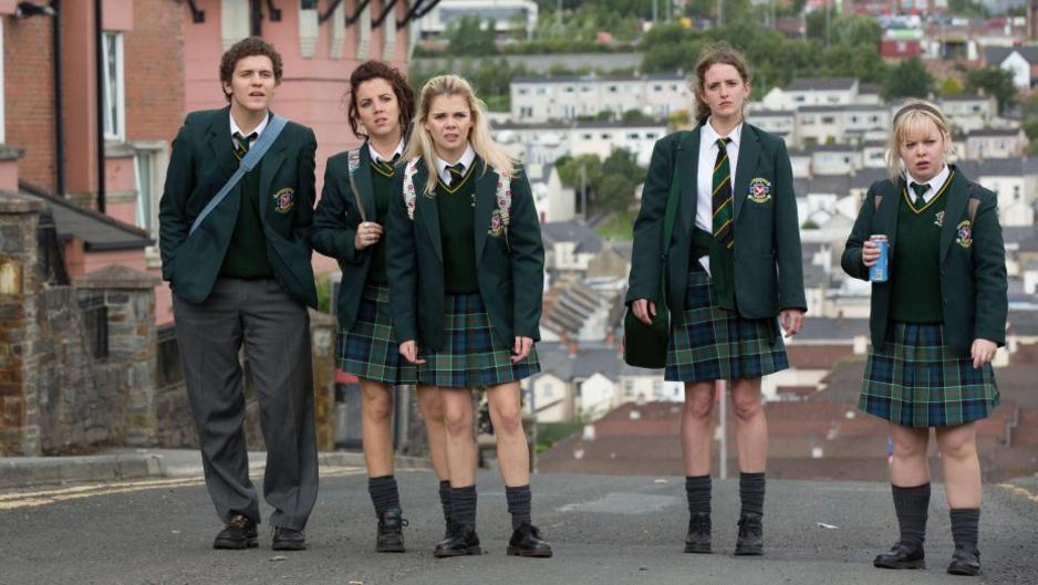 Van 'Derry Girls' tot 'WTFock': een inleiding tot de high school-serie