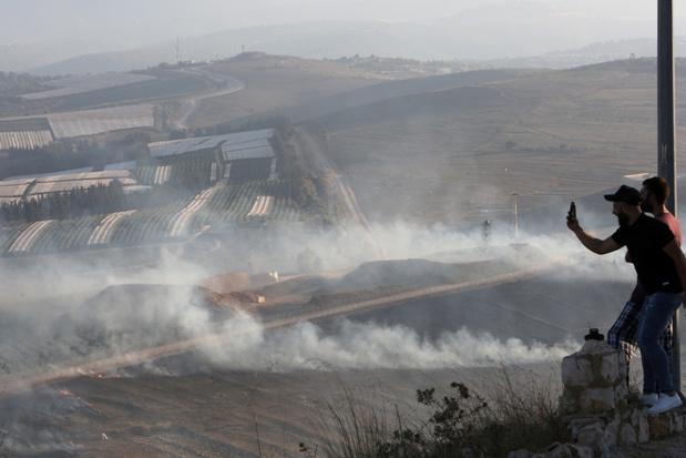 Washington en VN bezorgd over escalatie van spanningen tussen Libanon en Israël