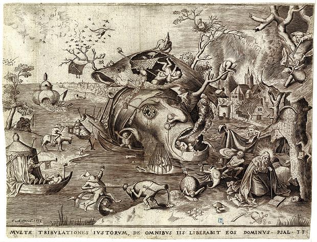 De wondere wereld van Bruegel
