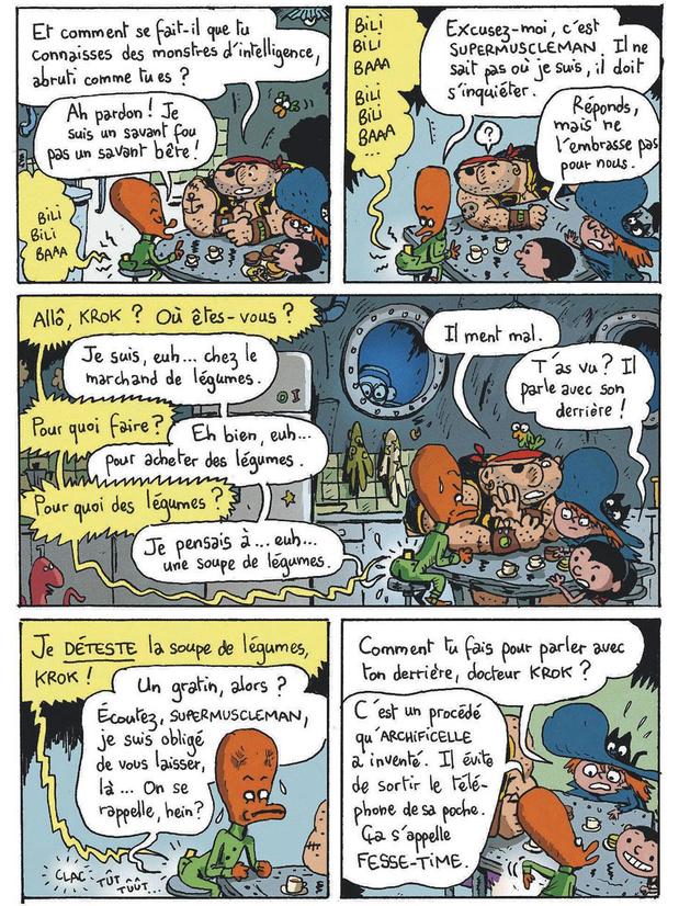Emmanuel Guibert et Mathieu Sapin rouvrent leur boîte à Sardine