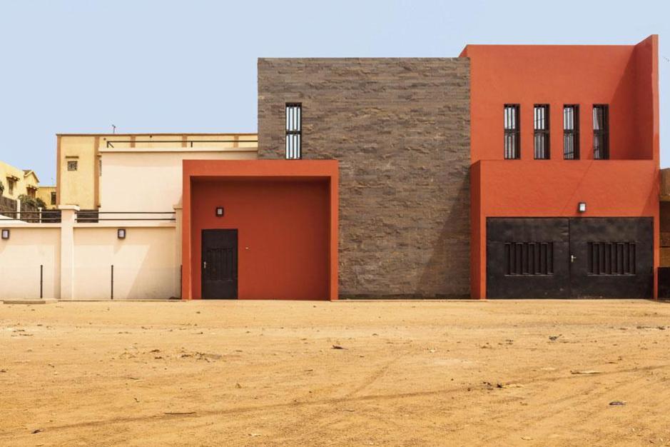 Drie architecten, één basis: na hun Belgische opleiding keerden ze terug naar hun land van oorsprong