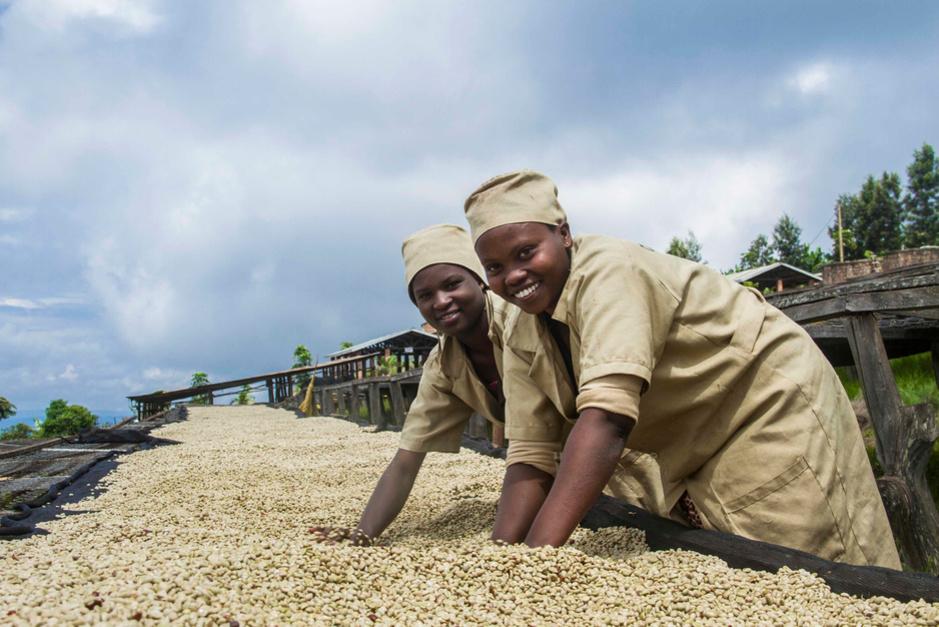 Comment une marque de café veut promouvoir les droits des femmes