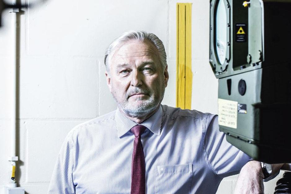 Freddy Versluys (CEO OIP Sensor Systems): 'Vlaanderen is ons liever kwijt dan rijk'