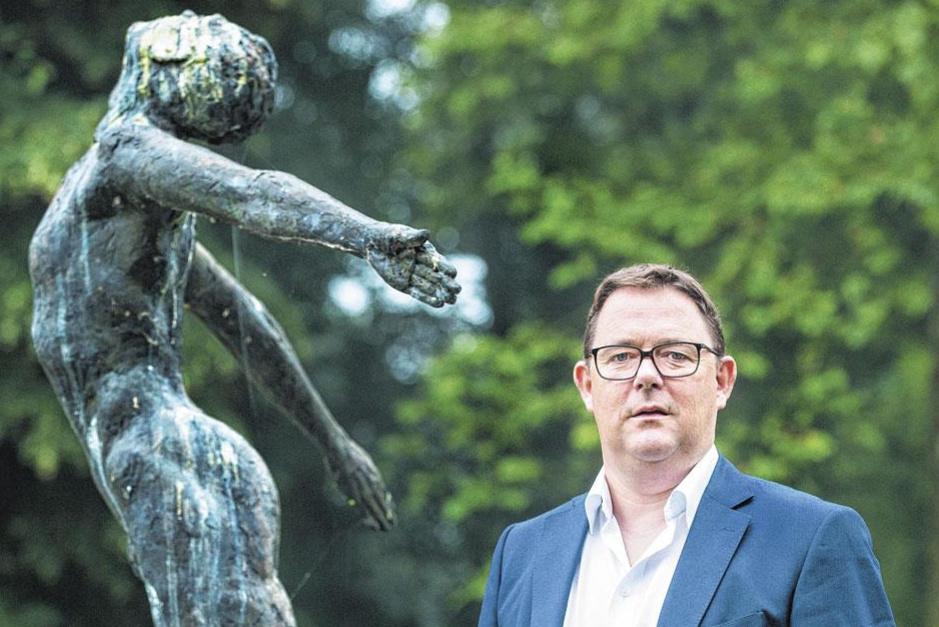 Hans Leybaert debuteert met zijn levenswerk Unifiedpost op de beurs: boerenverstand en veel risico