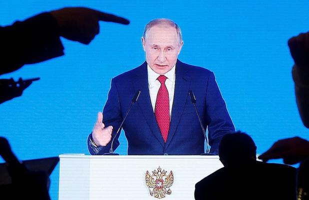 Vladimir Poutine prépare sa sortie