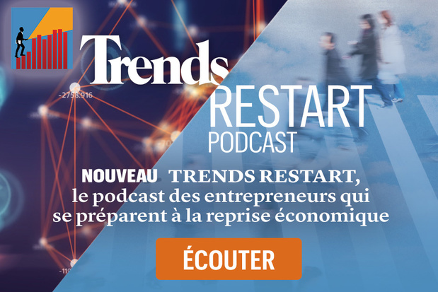 Trends Restart, le podcast des entrepreneurs intrépides