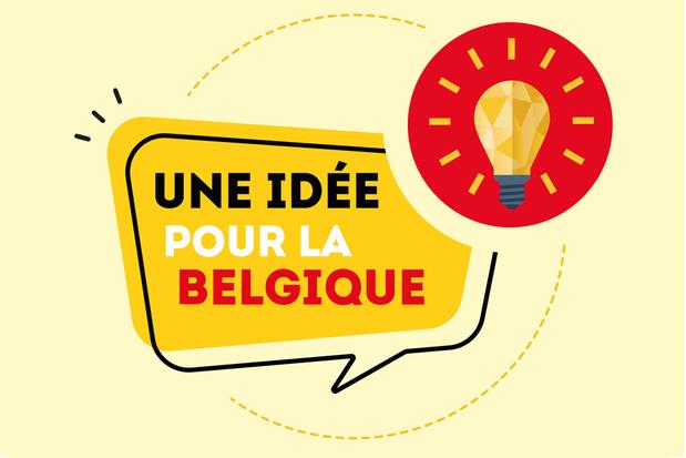 Une idée pour la Belgique