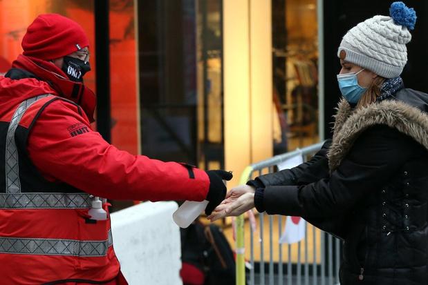 """Geert Molenberghs : """"Nous sommes entrés dans l'offensive finale avec le virus"""""""