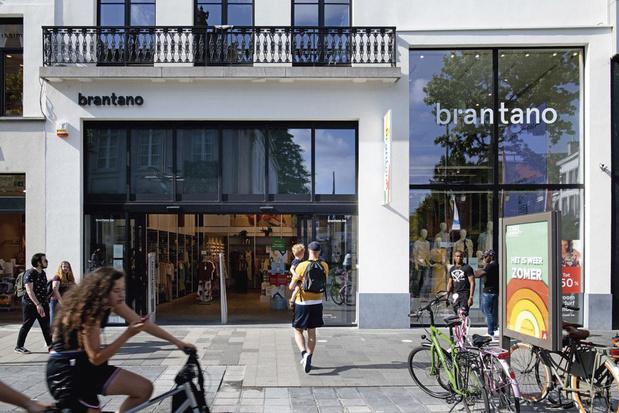 """Chute de FNG: """"Le magasin de chaussures populaire Brantano devait devenir élitiste"""""""