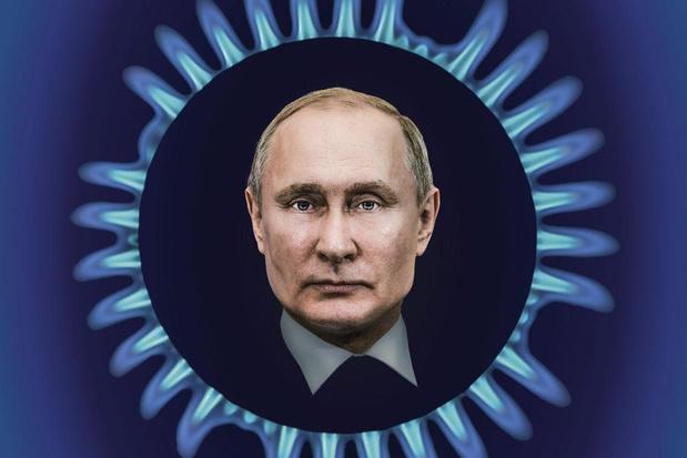 Hausse du prix du gaz: sommes-nous sous l'emprise de Poutine?