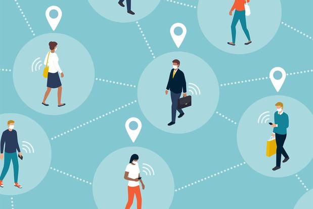 Contactonderzoek: casemanagers moeten besmettingsclusters in kaart brengen
