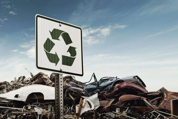 Disparus: 4,2 millions de véhicules hors d'usage