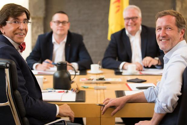 Le PTB-PVDA pique de plus en plus de voix au PS, grâce à Bart De Wever