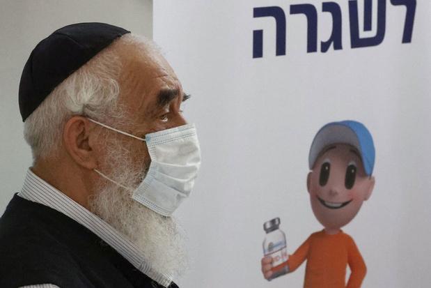 Pourquoi les contaminations explosent-elles en Israël, premier pays en matière de vaccination ?