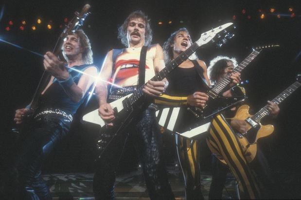 Scorpions brengt luxe-uitgave van 'Wind of Change' uit, inclusief stukje Berlijnse Muur