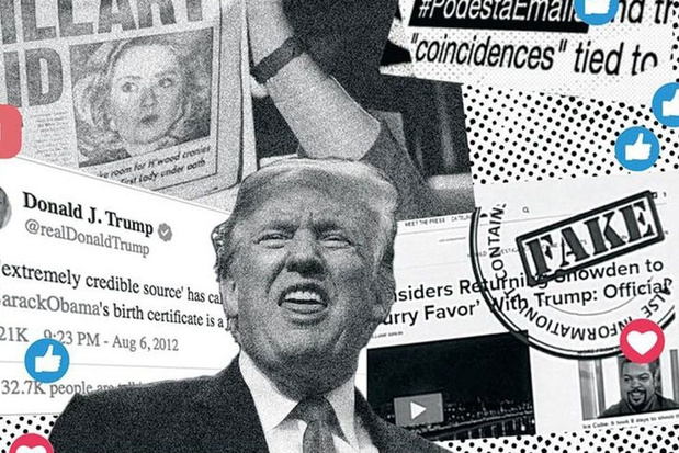 """Les """"fake news"""", héroïsme à la portée de n'importe qui"""