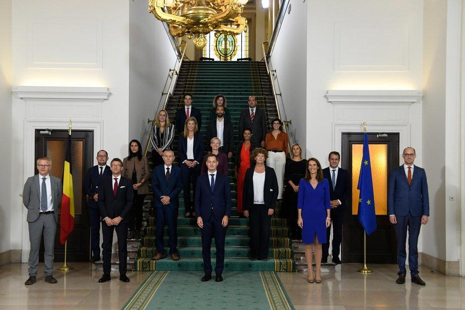 Casting des ving-neuf chefs de cabinet, dans l'ombre des ministres de la Vivaldi (infographies)