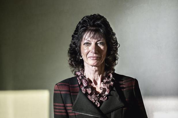 """Christine Van Rijsseghem (KBC Group): """"Il existe un plafond de verre dans le secteur financier"""""""