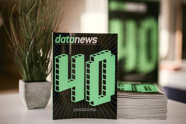 De veertig stellingen van Data News: hoe ziet de toekomst van IT eruit?