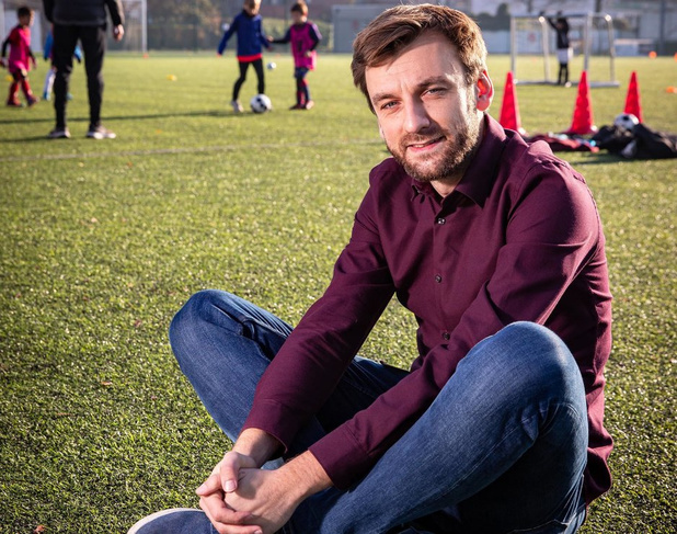 Jelle Schelstraete: 'Een betere mentor dan Roberto Martínez kan ik me niet voorstellen'