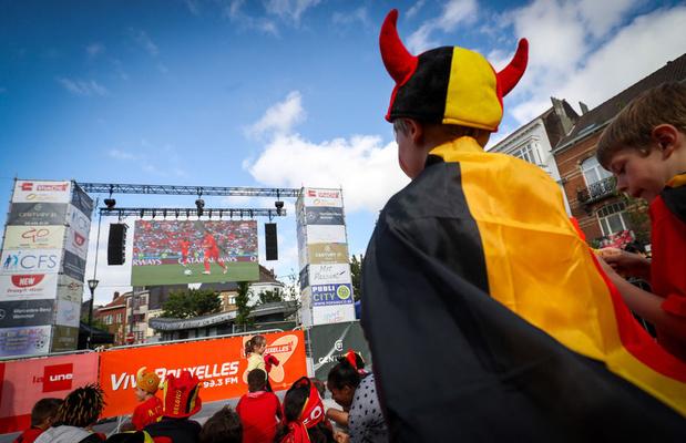 Diffusion des matchs de l'EURO sur écran géant: des règles intenables ?