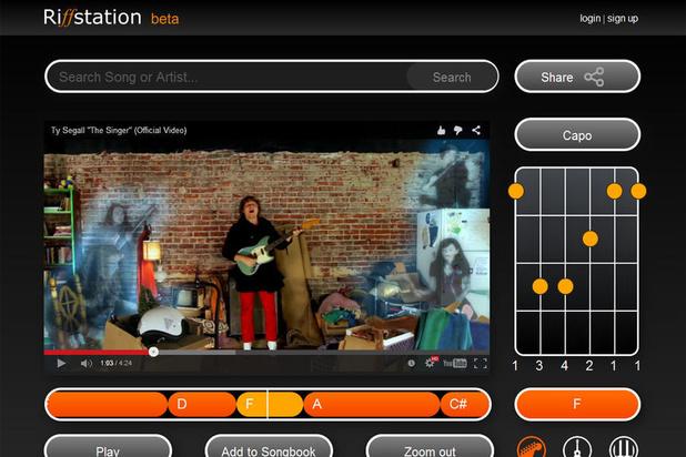 Musiciens, cette appli affiche les accords de n'importe quelle vidéo YouTube