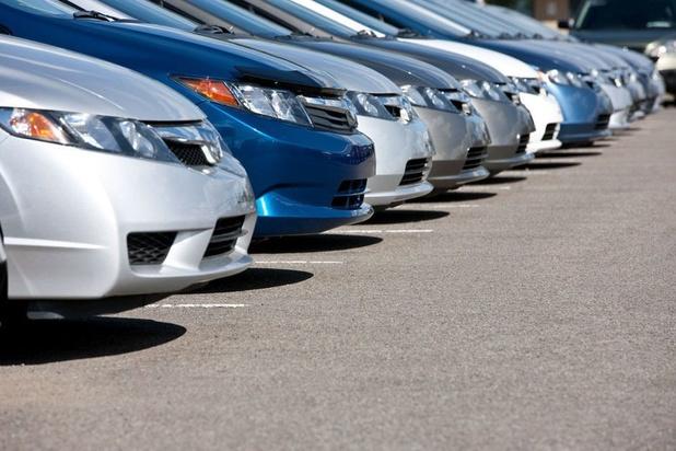 Toujours plus de voitures de société