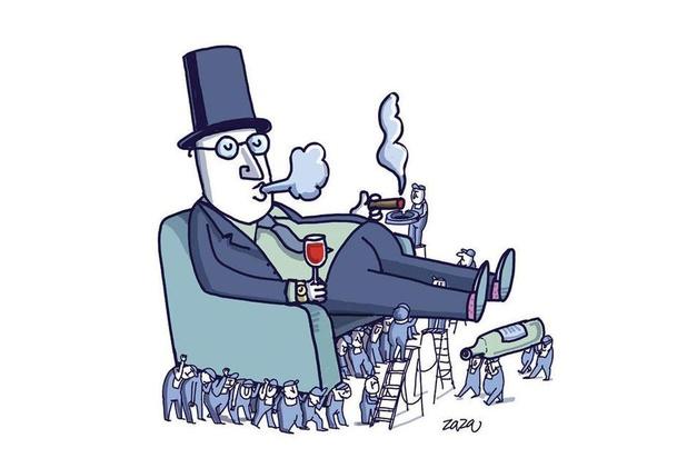 Faire payer les riches: les patrimoines ont déjà été imposés une fois, en 1945