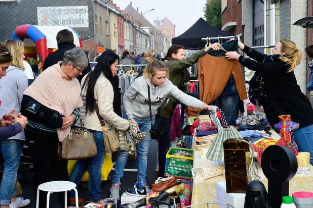 Krottegemse Rommelmarkt dan toch afgelast in Roeselare