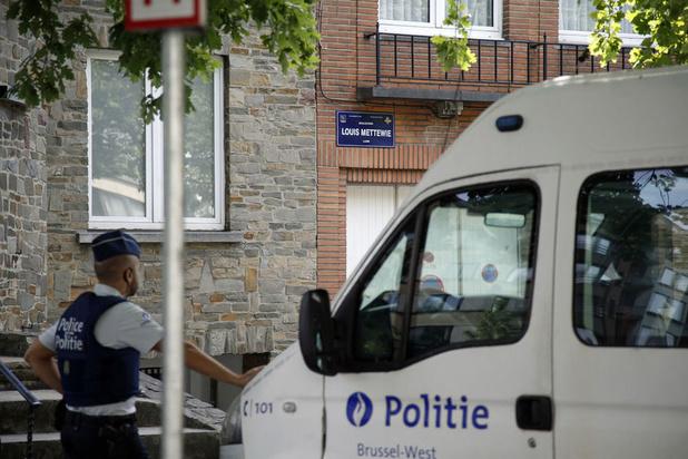 La police de Bruxelles-Ixelles contrôle les déplacements et la vitesse des automobilistes