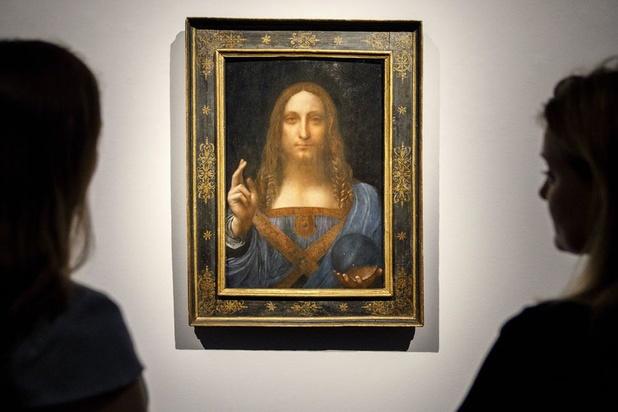 """Léonard de Vinci: Je conteste l'authenticité de son """"Salvator Mundi"""", le tableau le plus cher au monde"""