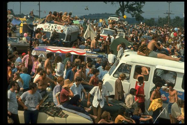Pourquoi 50 ans après, refaire Woodstock serait impossible