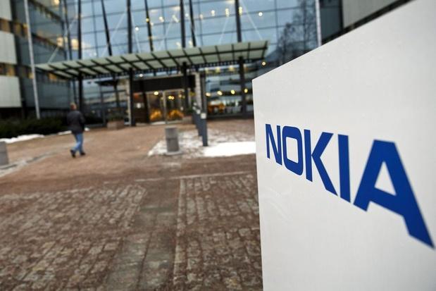 86 banen op de helling bij Nokia België