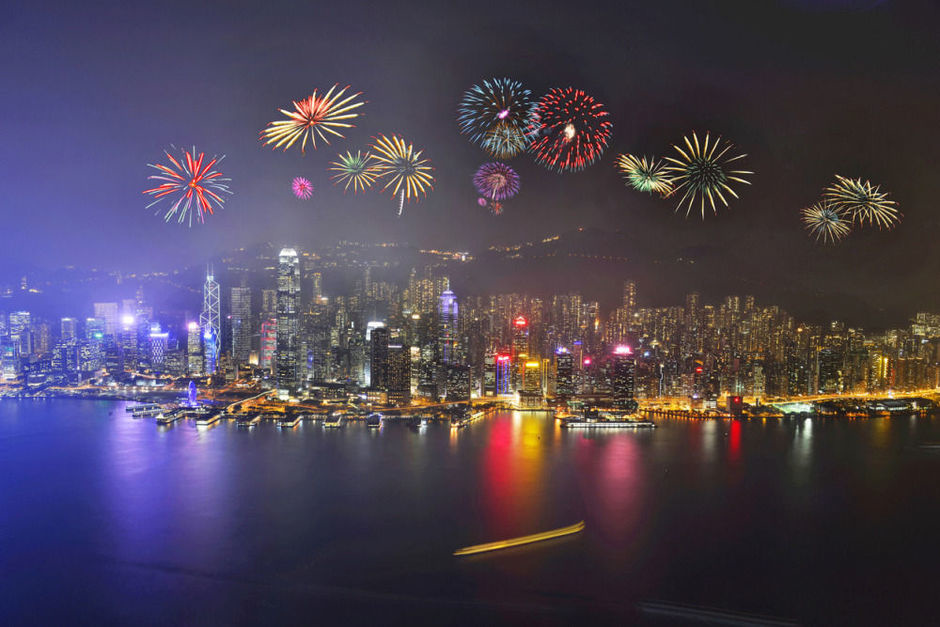 Quinze lieux pour célébrer une nouvelle année éblouissante