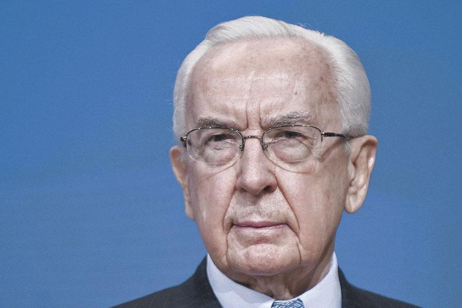 Jacques de Larosière (ex-topman IMF): 'De ECB stelt de verkeerde diagnose'
