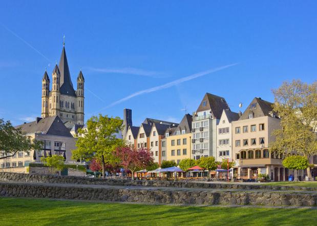 Cologne, la ville qui respire la joie de vivre