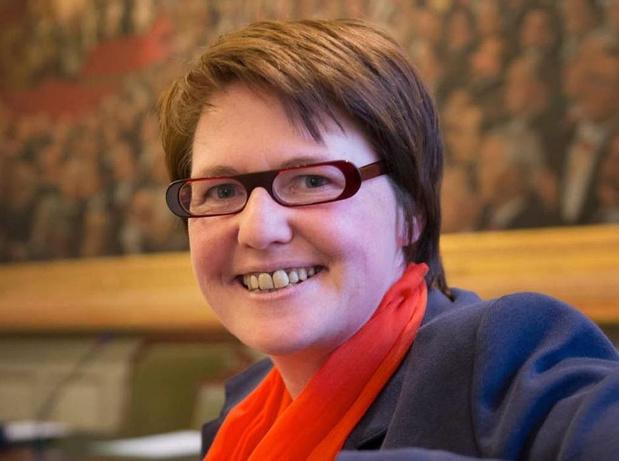Bercy Slegers moet plaats ruimen voor Nathalie Muylle in parlement
