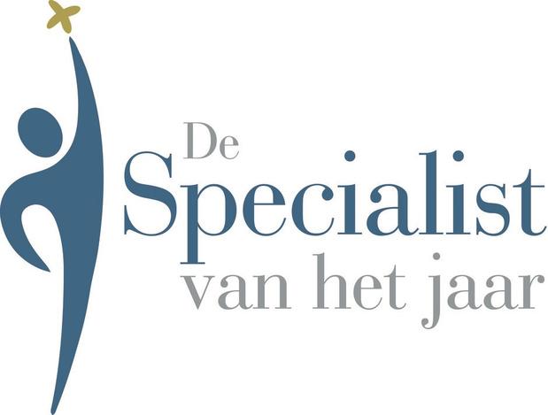 Alle specialisten zijn Specialist van het Jaar 2020