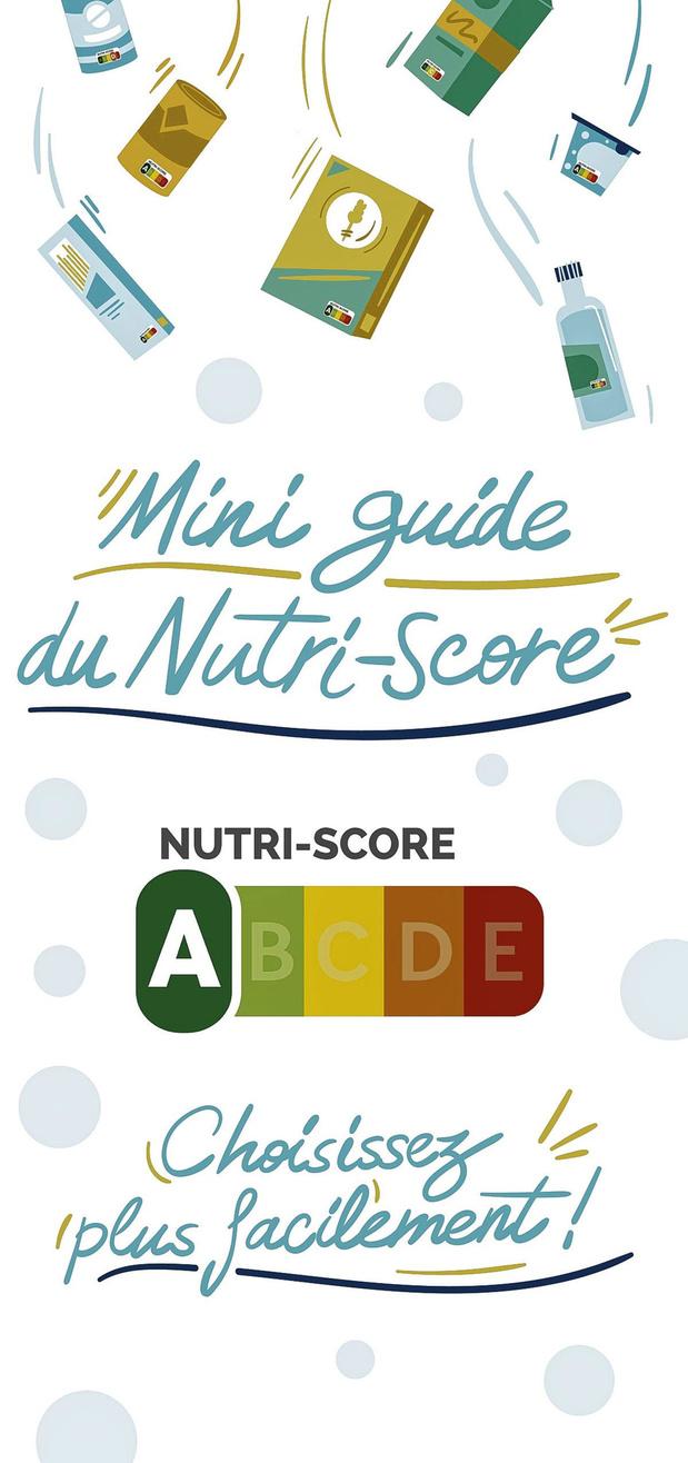 Nutri-Score, le logo qui balise les achats alimentaires