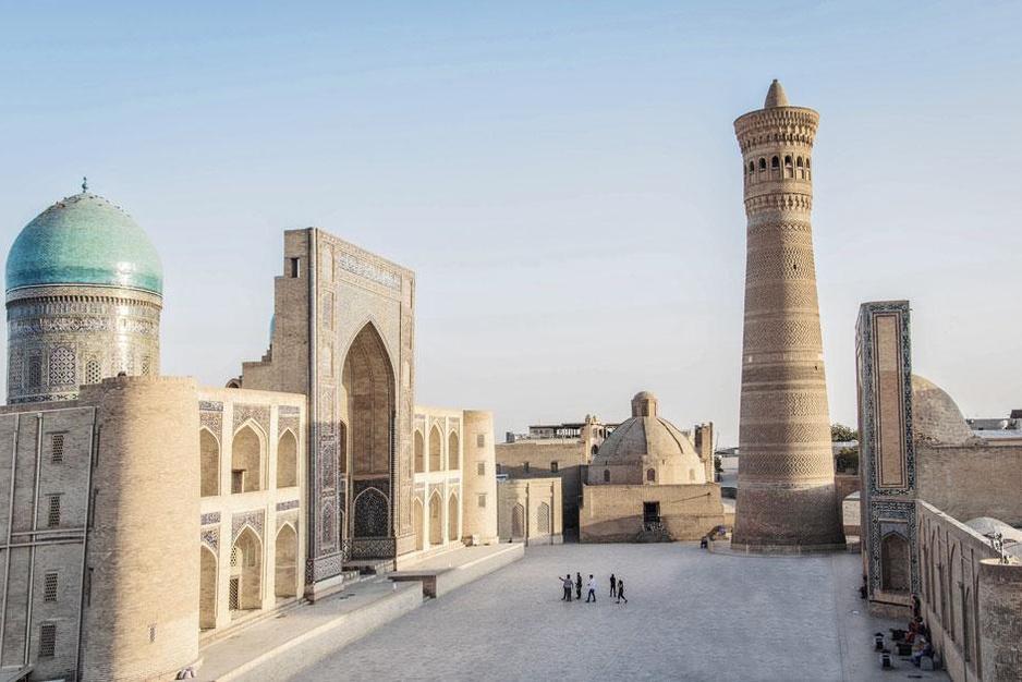 Kleurrijk Oezbekistan: een verborgen parel herrijst uit haar as