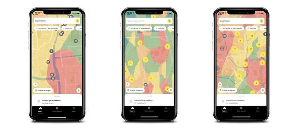 Toerisme Vlaanderen lanceert app om drukte in real time te volgen